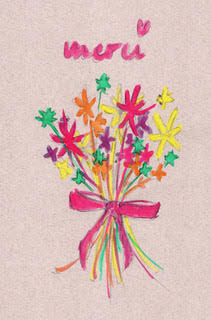 bouquet 100e livre de naissance pour famille homoparentale